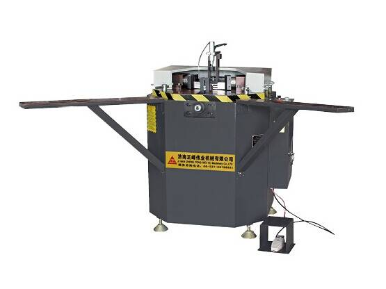 Corner crimping machine for aluminum window& door