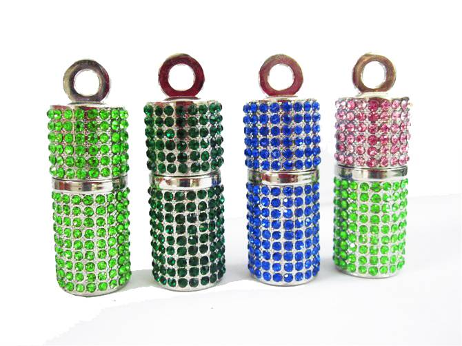 Jewelry Diamond Material Crystal USB Flash Drive