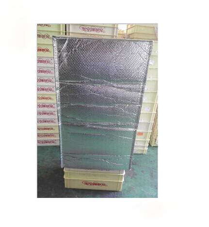 China factory for aluminum foil insulation bags pallet insulation cover