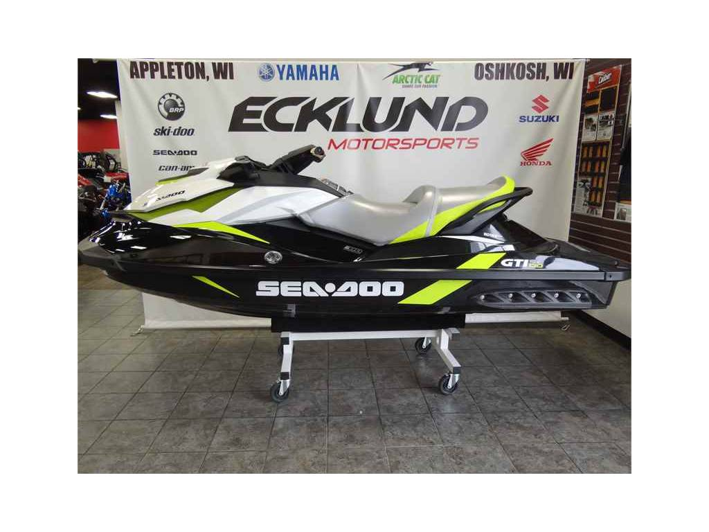 2017 SEA-DOO GTI SE 130 Three Seater Jet Ski