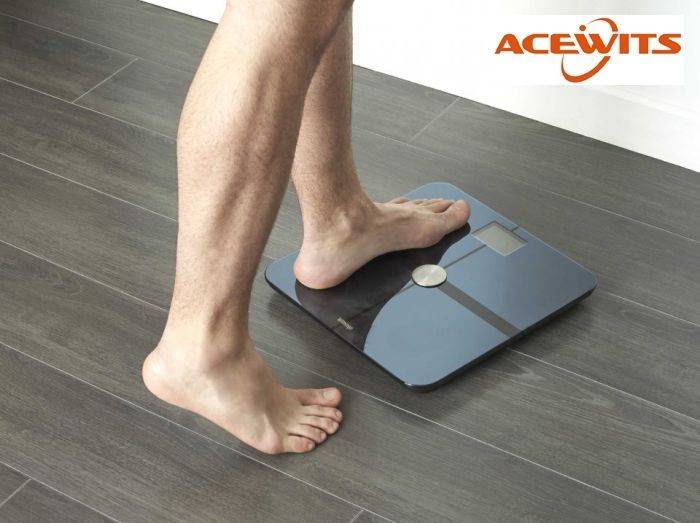 Acewits Full Body Composition Sensing Monitor Scale