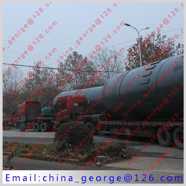 Large capacity hot sale copper rotary kiln sold to Batysdy kazakstan