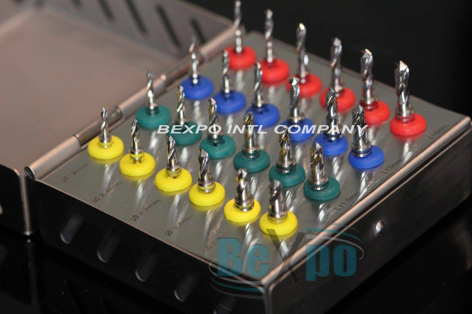 universal dental implant kit