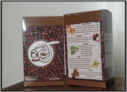 BioJ coffee