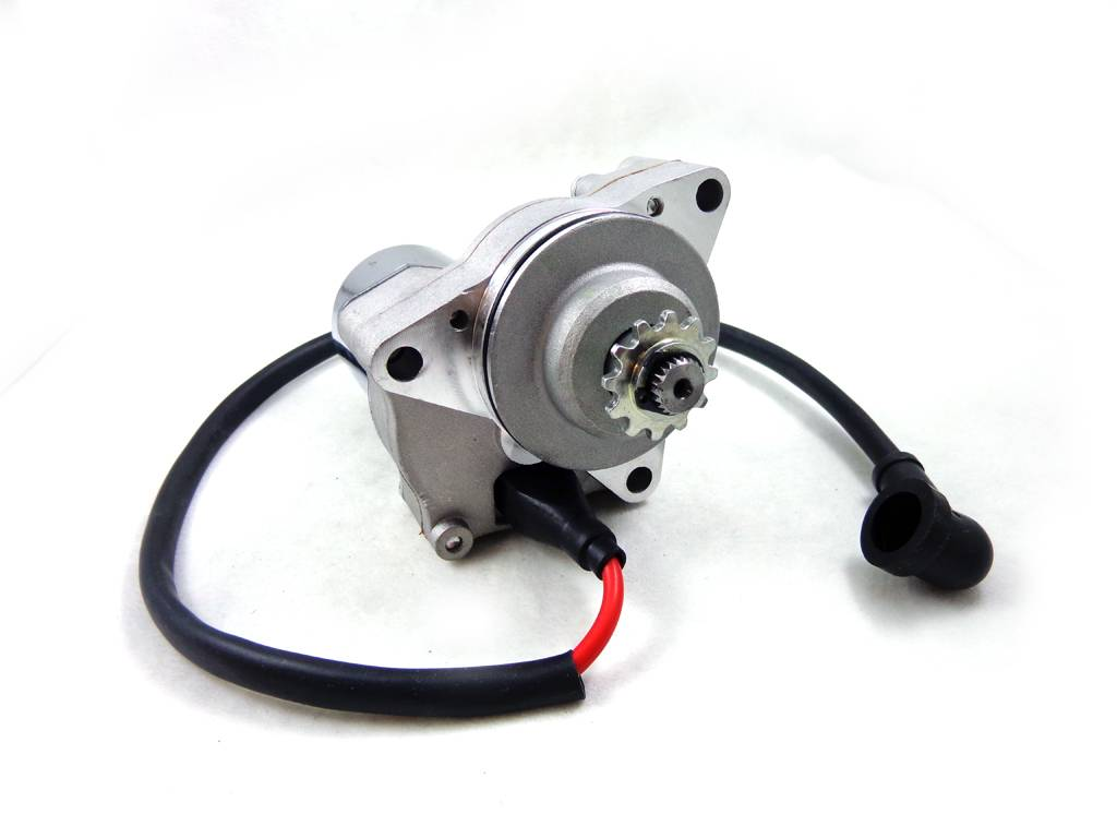 STARTER MOTOR ATV quad 50 - 135cc Top upper ENGINE mount QUAD 3 hole