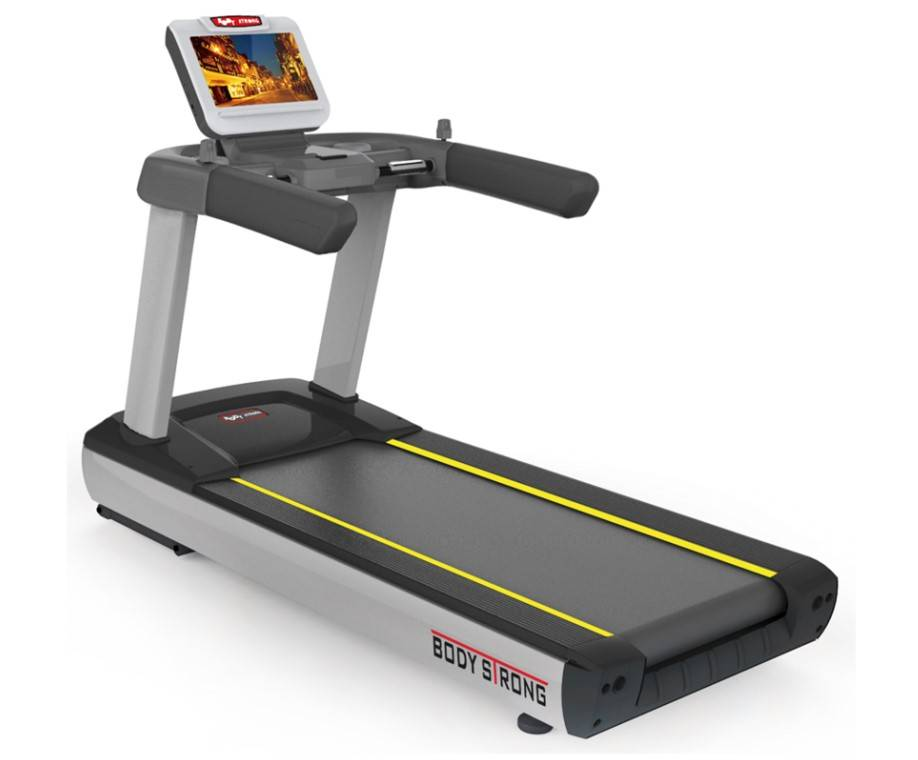 New Design Running Machine Commercial Treadmill With Noiseless AC Power/Exercise Equipment