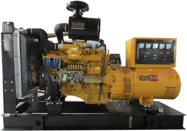 100kw diesel generator set,with pure copper alternator and silent box