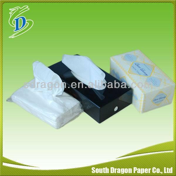 Box Facial Tissue Paper