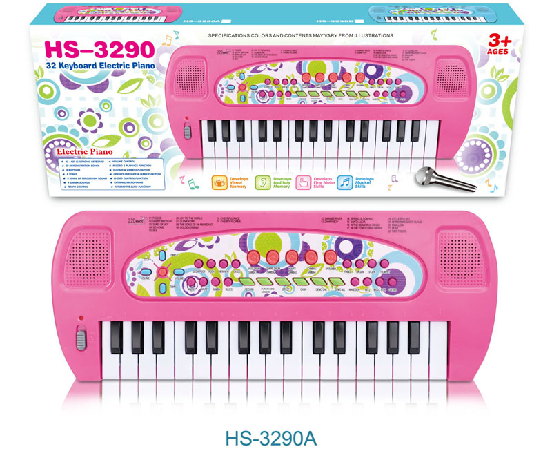 32-key electric piano educational toys