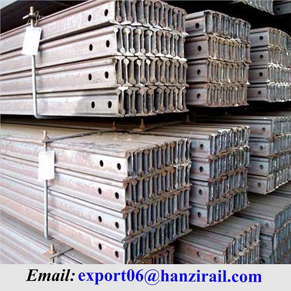 Railroad Steel Heavy Rail China Supplies