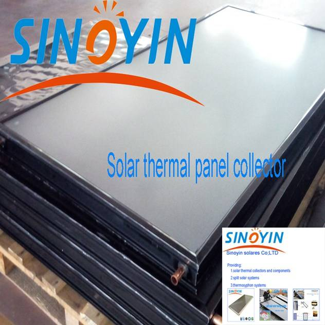 solar thermal collector of 2sqm