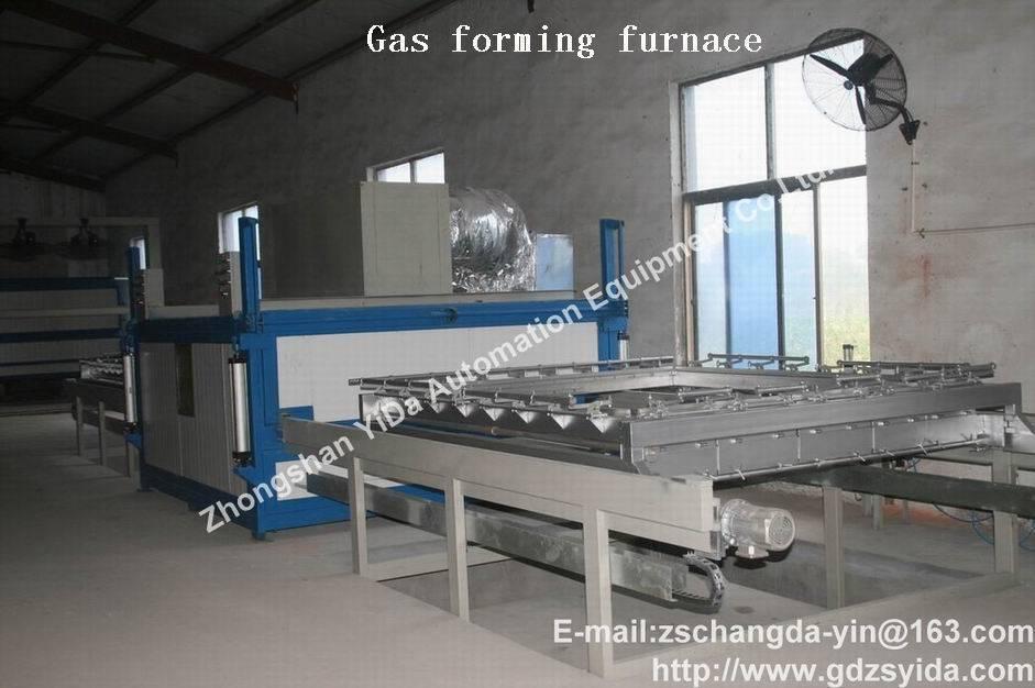 Bathroom Equipment/Bathtub Machine/Gas forming furnace