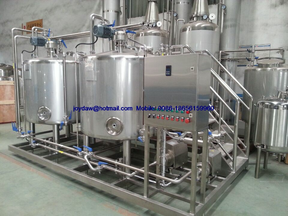 Juice beverage production line