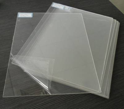 transparent extruded acrylic sheet
