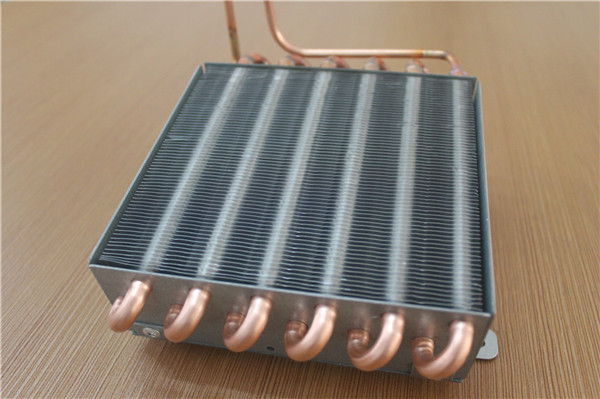 high quality no frost condenser for cooler