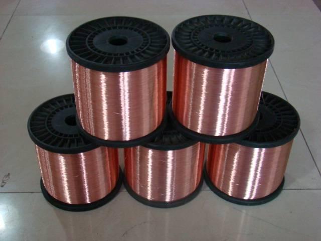 copper clad magaluma wire