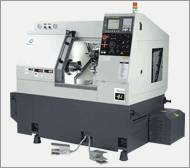 CNC Universal Turning Machine