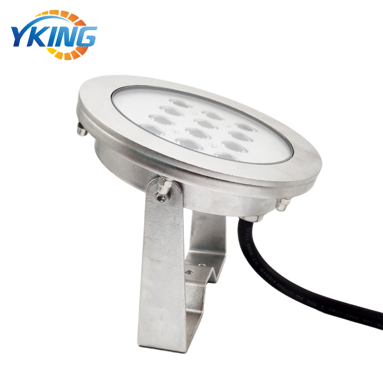 316L Stainless Steel 36W RGB LED Underwater Spot Lights