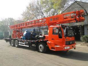 truck mounted drilling rig BZC-350ZY