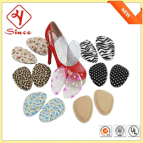 Comfort Pu Gel high heel forefoot insoles