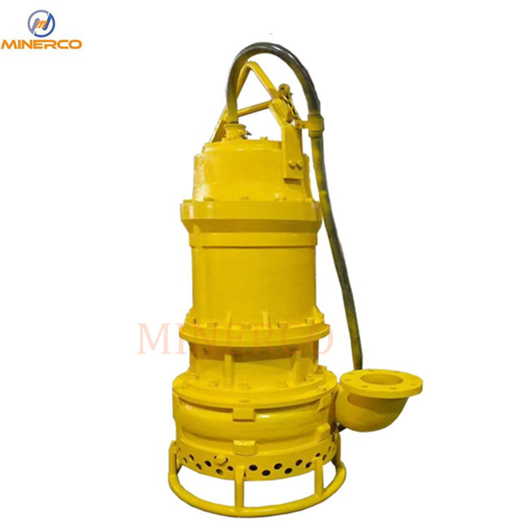 Submersible Salt Water Pump with Engine
