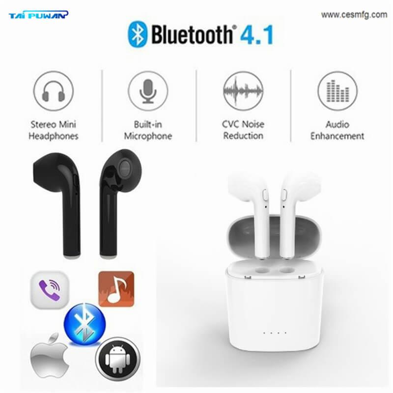 CESMFG Wholesale Apple IPhone Bluetooth Headphone Headset Earphone Earpod