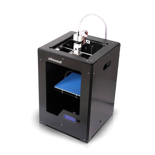 New Hot Large Size 3D Printer , 3D Printer Dual Extruder , Build Size 200*200*300mm , 3D Printing