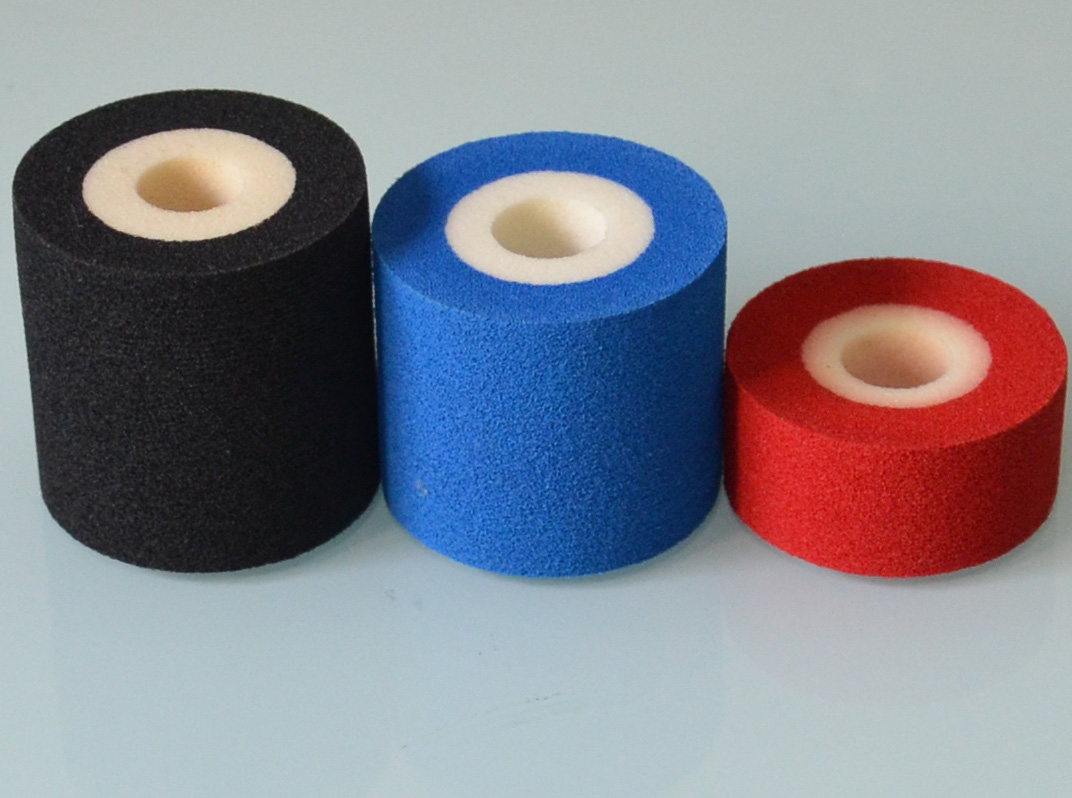 Diameter 36 Black color hot ink roll for coding machine