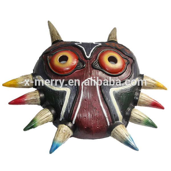 X-MERRY TOY Latex Mask Halloween Party Fancy Costumes Props x14056