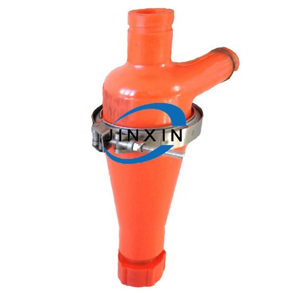 """4"""" Polyurethane Hydrocyclones Desilter Hydrocyclone"""
