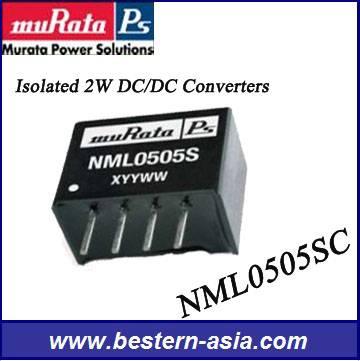 NML0505SC (Murata-ps)DC/DC converters
