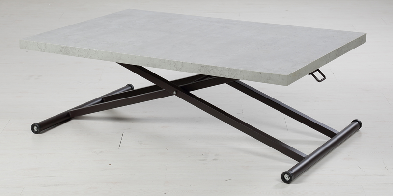 "47"" Camping table height adjustable 120cm"