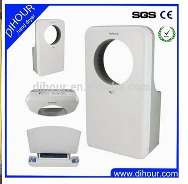 High Speed Low Noise Automatic Sensor Hand Dryer with Wall Mounted