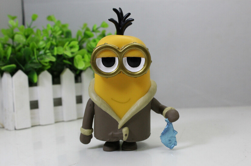 Customized action figure toys Minion