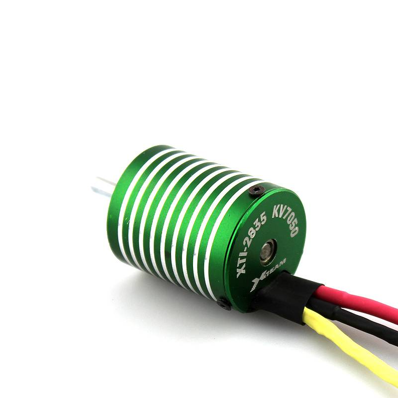 X-Team Xti-2835 4poles Sensorless Inrunner Brushless Motor for Car Model
