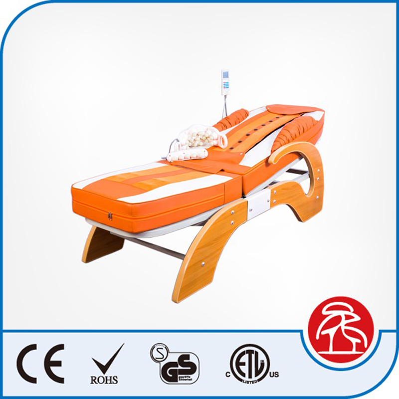 Happy Dream Portable Nuga Thai Massage Bed
