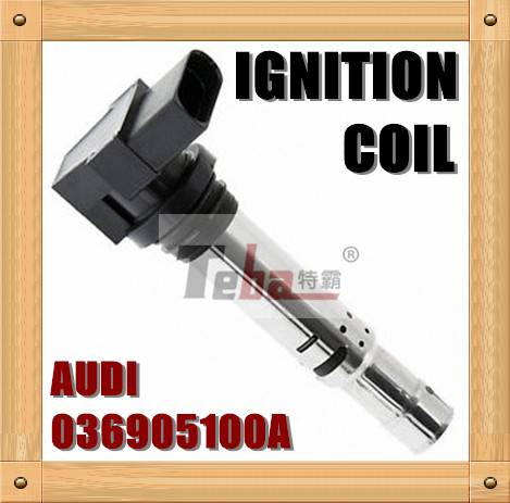 Audi Ignition Coil Pack 036905100A