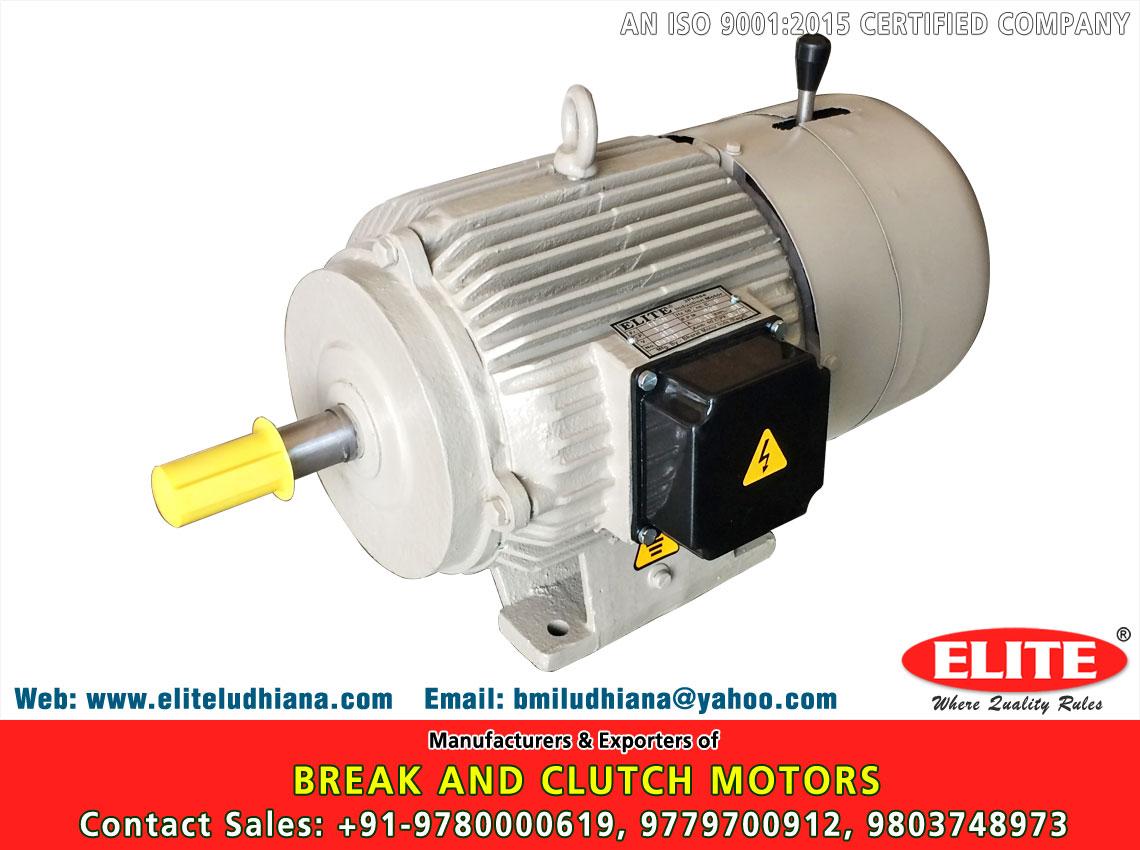 Break and Clutch Motors