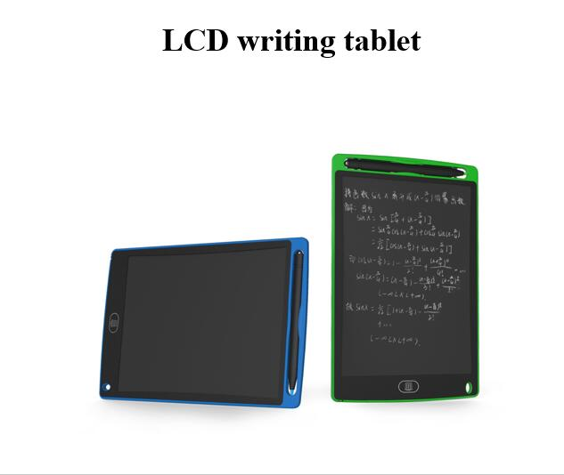 8.5'' LCD drawing board memo writing table e-writer pad