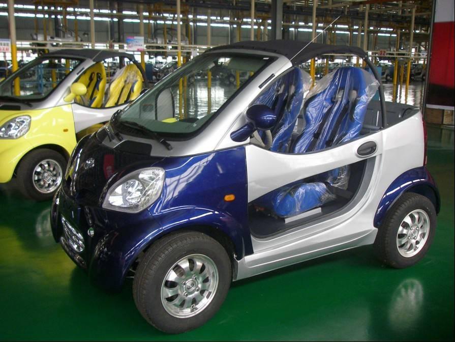 Electric Car: KD-08E