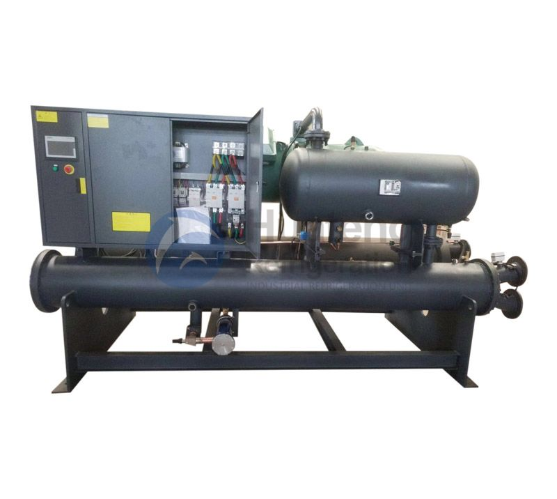 Flooded Type Screw Type Chiller exporter