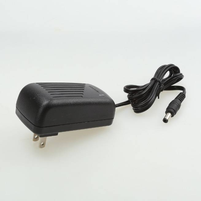 Wall type 12V 2A AC power adapters for LED lamps