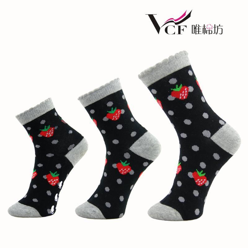 Chidren socks---Pretty girl socks