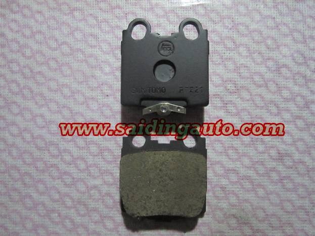 Brake pad for LEXUS TOYOTA OEM 446630122