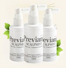 Mom's preciang green caviar scalp mist