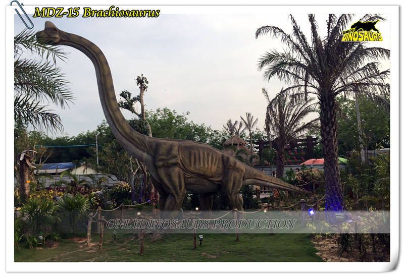 Animatronic Dinosaurs life-size indoor/outdoor