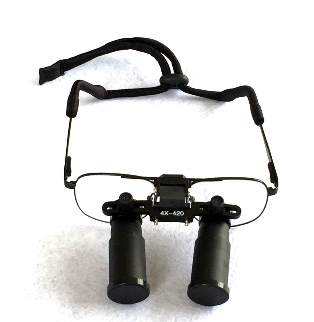 surgical dental magnifier Eye glasses type magnifier