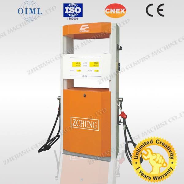high performance gas station fuel dispenser