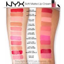 Wholesale NYX Matte Lip Creame Cosmetics smlc - Authentic USA SELLER