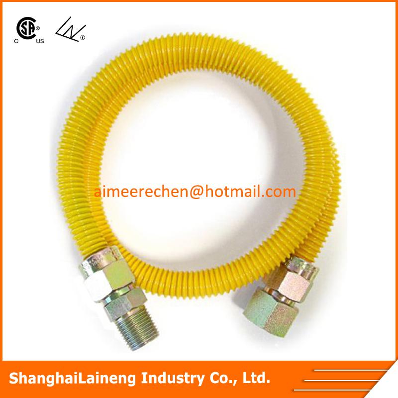 CSA flexible gas connector